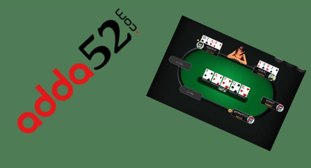 Add52 is a poker site