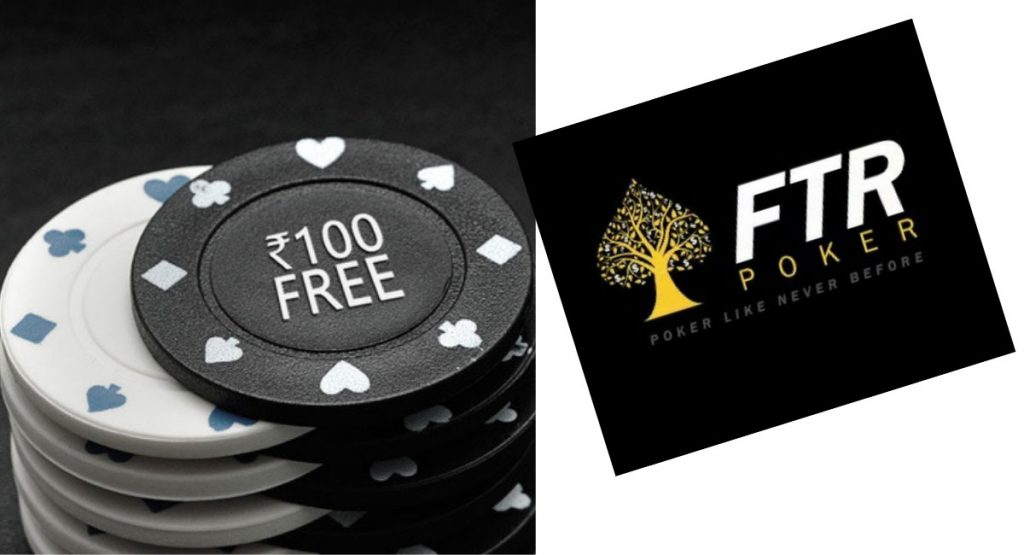 FTR site by playing poker