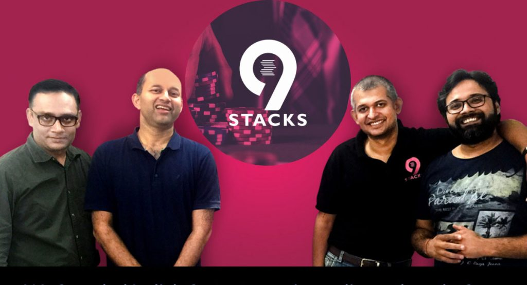 Who were the Founders of 9 Stacks Poker