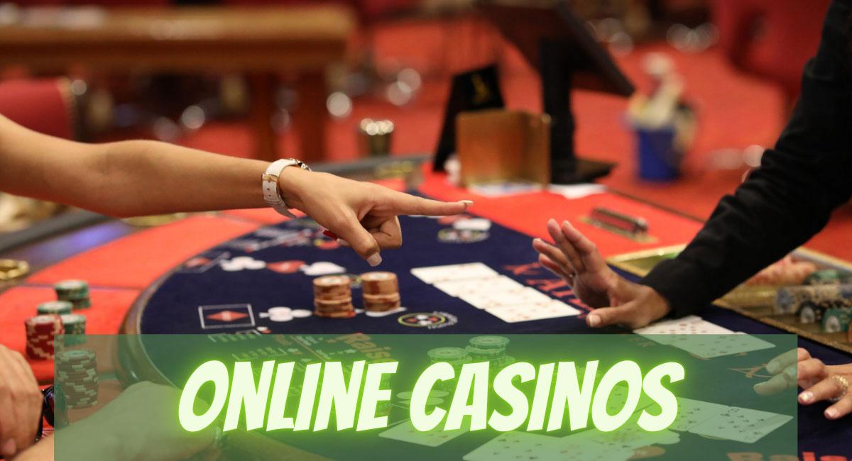 Virtual online casino platform